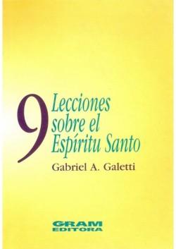 9 LECCIONES SOBRE EL ESPIRITU SANTO