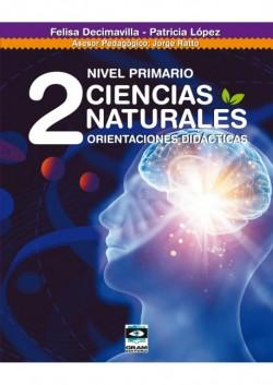 CIENCIAS NATURALES - GUIA 2do. Ciclo