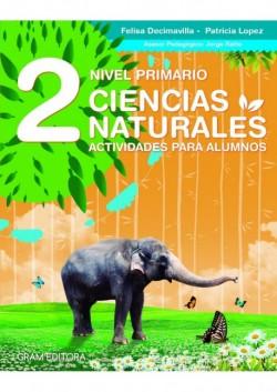 CIENCIAS NATURALES 2 - ALUMNO