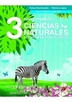 CIENCIAS NATURALES 3 - ALUMNO