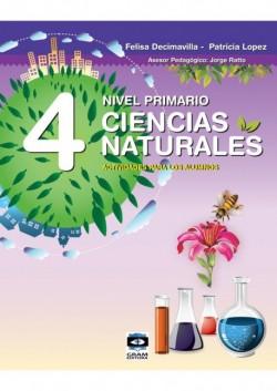 CIENCIAS NATURALES 4 - ALUMNO