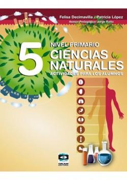 CIENCIAS NATURALES 5 - ALUMNO