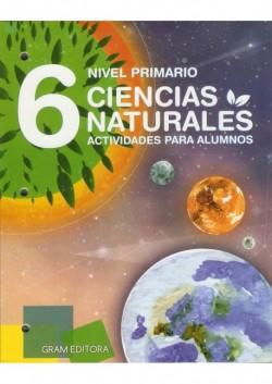 CIENCIAS NATURALES 6 - ALUMNO
