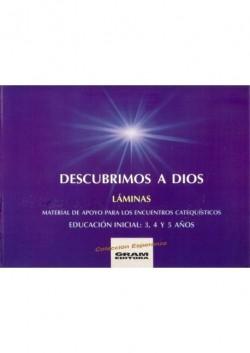 DESCUBRIMOS A DIOS - LAMINAS
