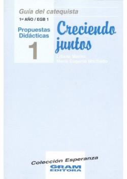 GUIA CRECIENDO JUNTOS 1