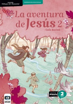 La aventura de Jesus 2 - Guia Docente