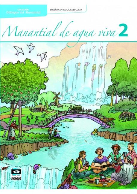 MANANTIAL DE AGUA VIVA 2do ano