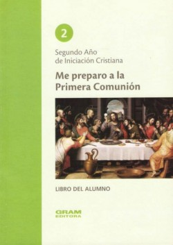 ME PREPARO A LA PRIMERA COMUNION 2