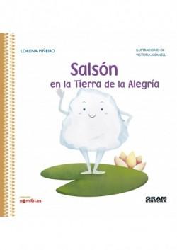 SALSON EN LA TIERRA DE LA ALEGRIA con CD