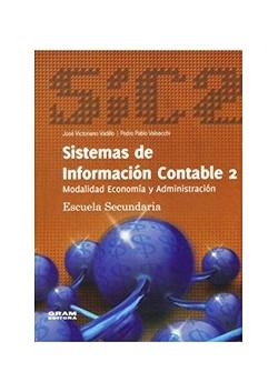 SISTEMAS DE INFORMACION CONTABLE 2
