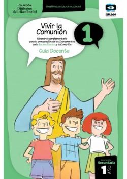 Vivir la Comunion 1 - Guia Docente